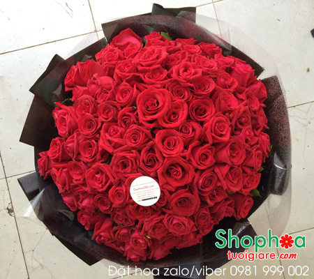 Sinh nhật bạn gái có nên tặng hoa hồng đỏ