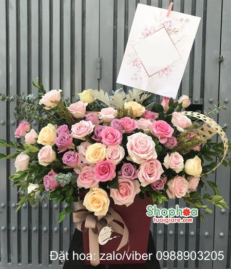 Shop hoa tươi quận 2 cửa hàng hoa quận 2