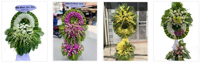 Hoa tang lễ quận Tân Bình quận 3
