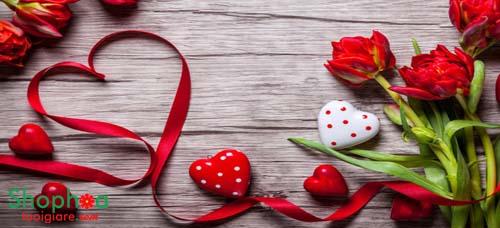 Hoa tươi tặng người yêu