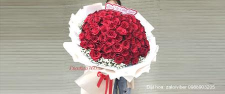 Dịch vụ tặng hoa sinh nhật giao hoa tận nơi