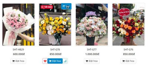 SHOP HOA TƯƠI QUẬN 8 TP.HCM - gửi hoa tại quận 8