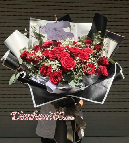 Ý nghĩa màu của hoa hồng ngày lễ tình nhân