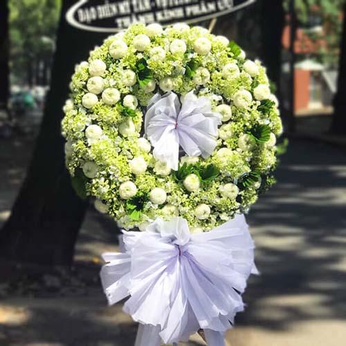 Send funeral flowers in Vietnam