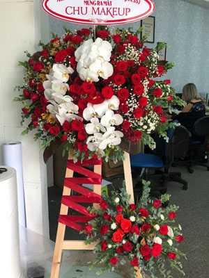 Đặt hoa chúc mừng khai trương Hà Nội