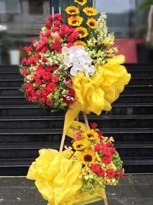 Hoa chúc mừng đẹp